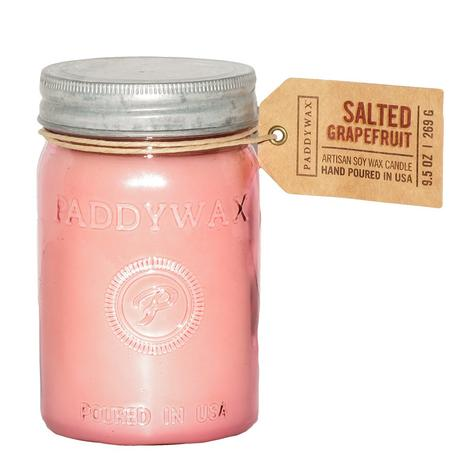 Paddywax Relish Pink Salted Grapefruit 9.5oz Candle