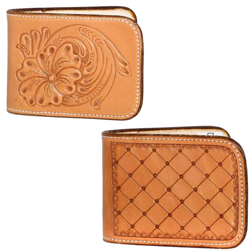 Tooled Wallet - Assorted