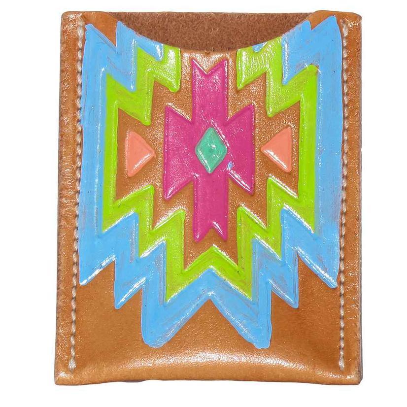 Miranda Mcintire Aztec Card Holder