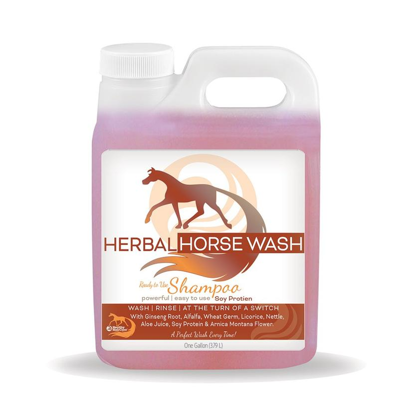 Herbal Horse Wash Refill Gallon Size
