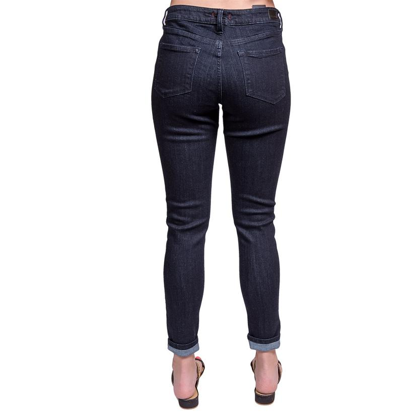 Dear John Womens Joyrich Rinse Jeans