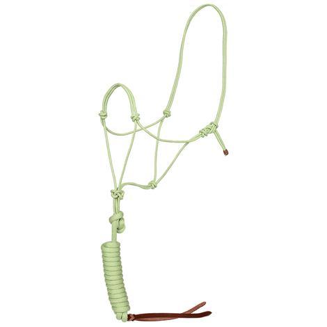 BAMTEX Bamboo Rope Halter & Lead