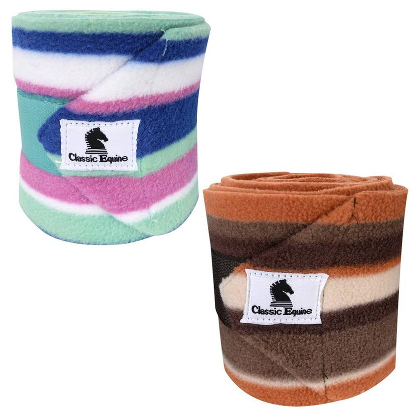 Classic Equine Fleece Polo Wraps