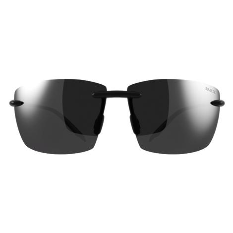BEX Landyn Black-Grey Rimless Sunglasses