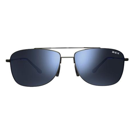 Bex Draeklyn Sunglasses - Gun/Blue
