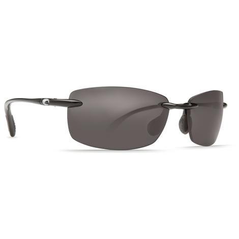 COSTA Ballast Black Dark Grey Sunglasses