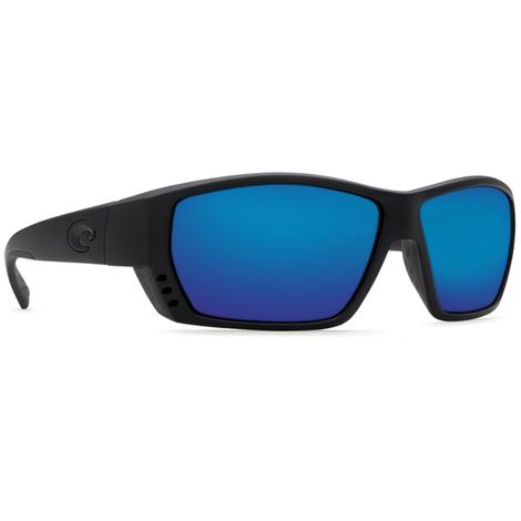 COSTA Tuna Alley Blackout Blue Sunglasses