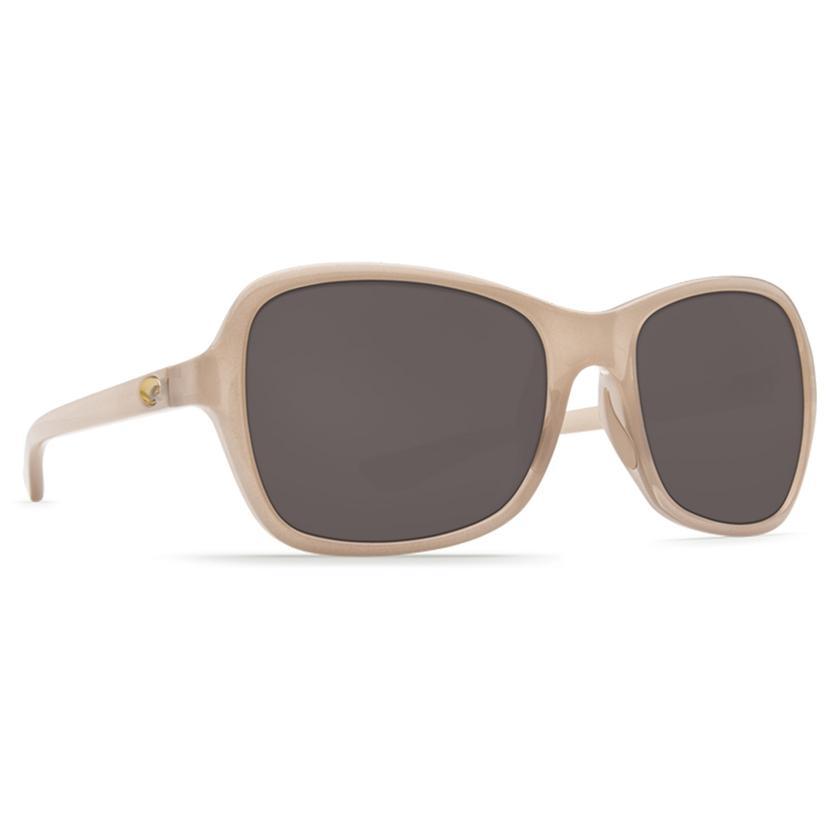 1e6d72c4bcb0 COSTA Kare Shiny Sand Crystal Copper 580P Sunglasses
