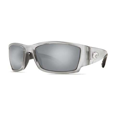 COSTA Corbina Silver Mirror Sunglasses
