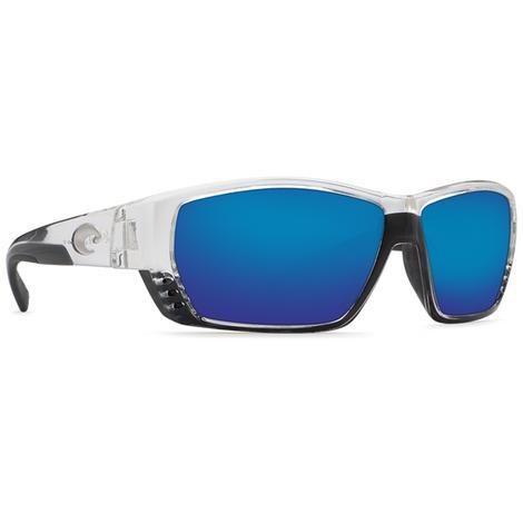 COSTA Tuna Alley Crystal Black Mirror Sunglasses