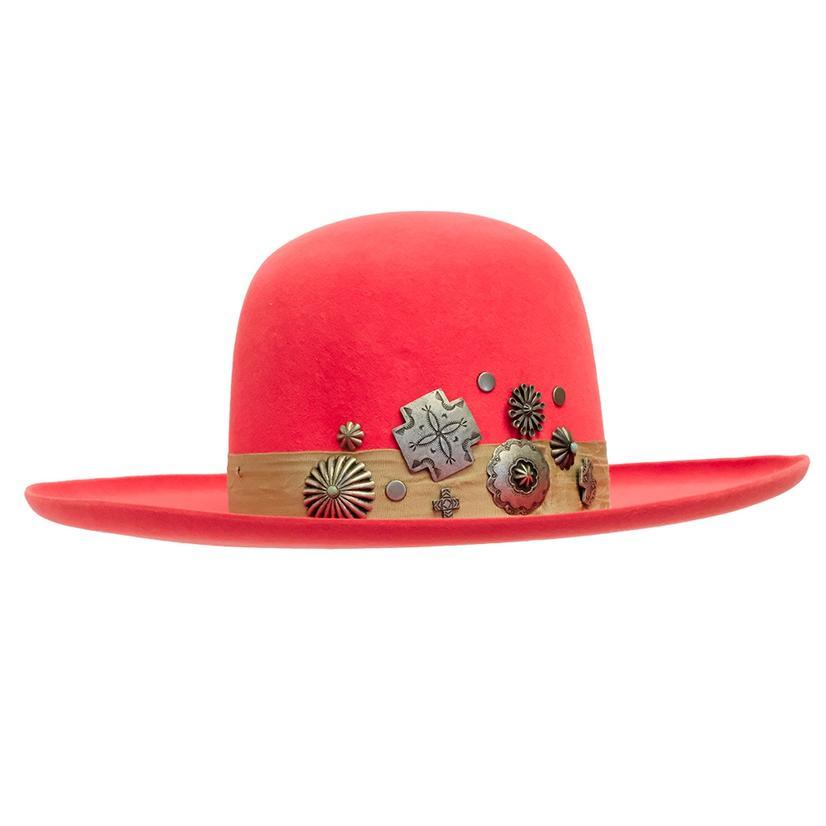 Double D Ranch Double Bubble Pawn Felt Hat