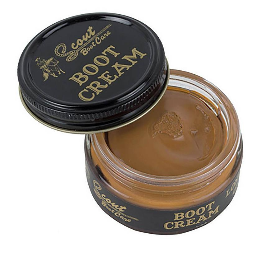 Scout Boot Cream 1.55 oz. TAN