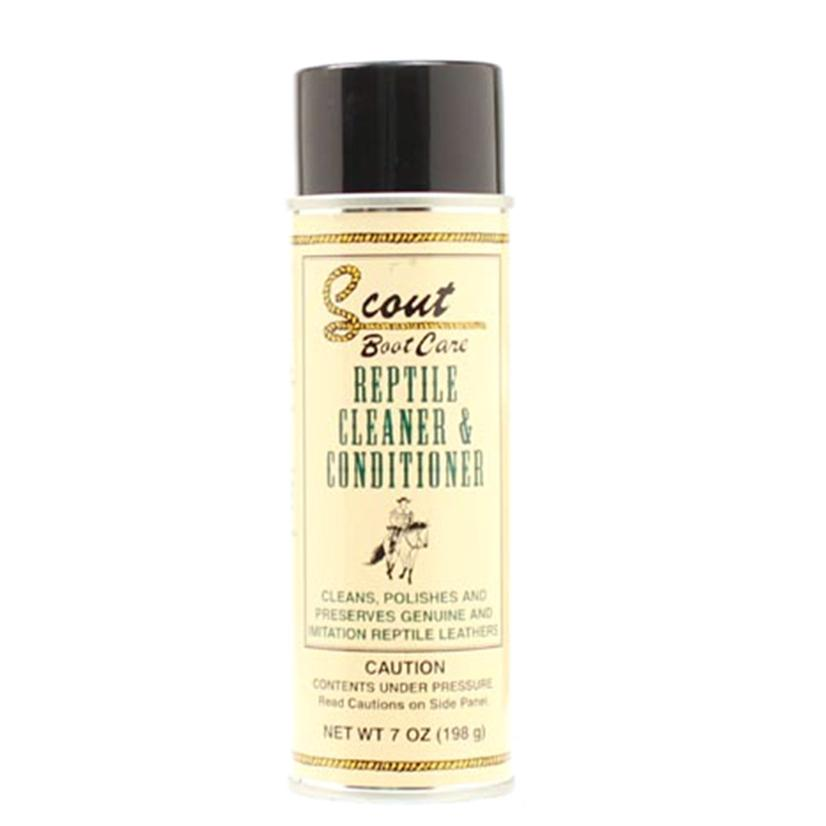 Scout Reptile Cleaner 7 Oz.