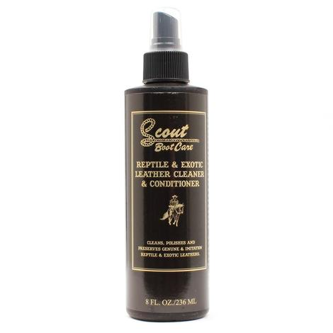Scout Reptile & Exotic Leather Cleaner & Conditioner
