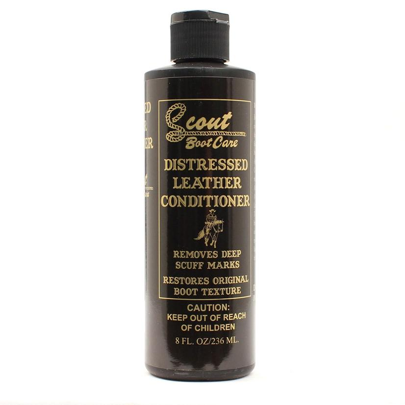 Scout Distressed Leather Conditioner 8 Oz.