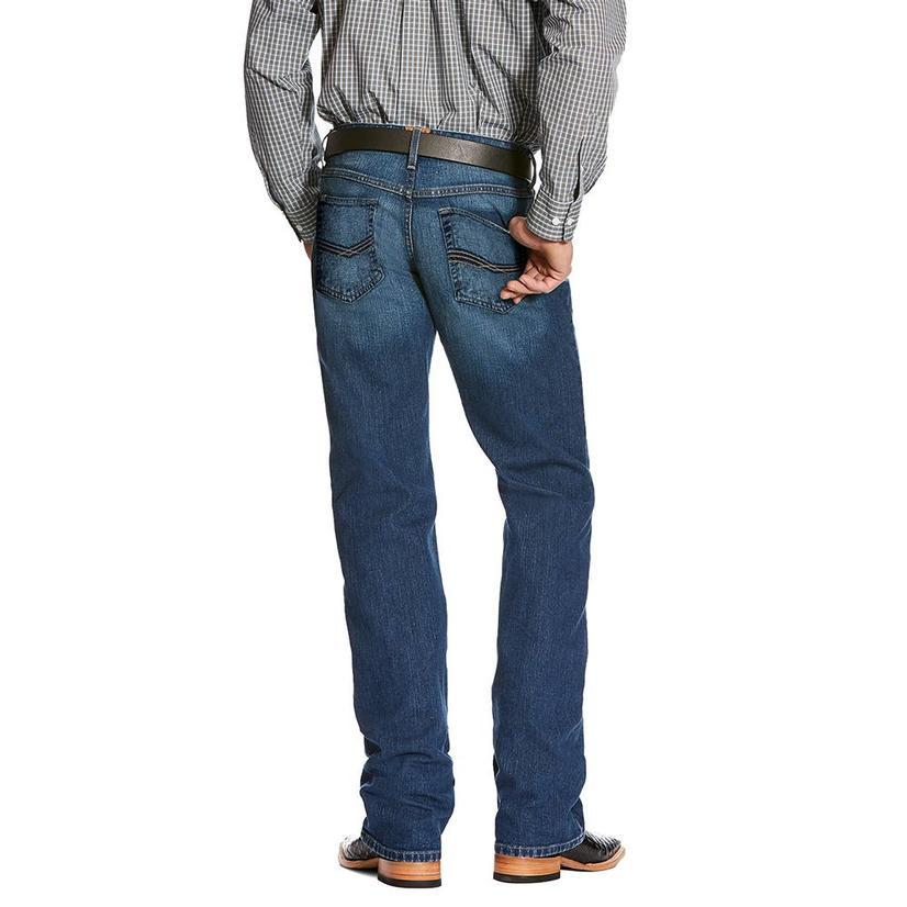 Ariat Mens M5 Slim Stackable Straight Leg Jeans