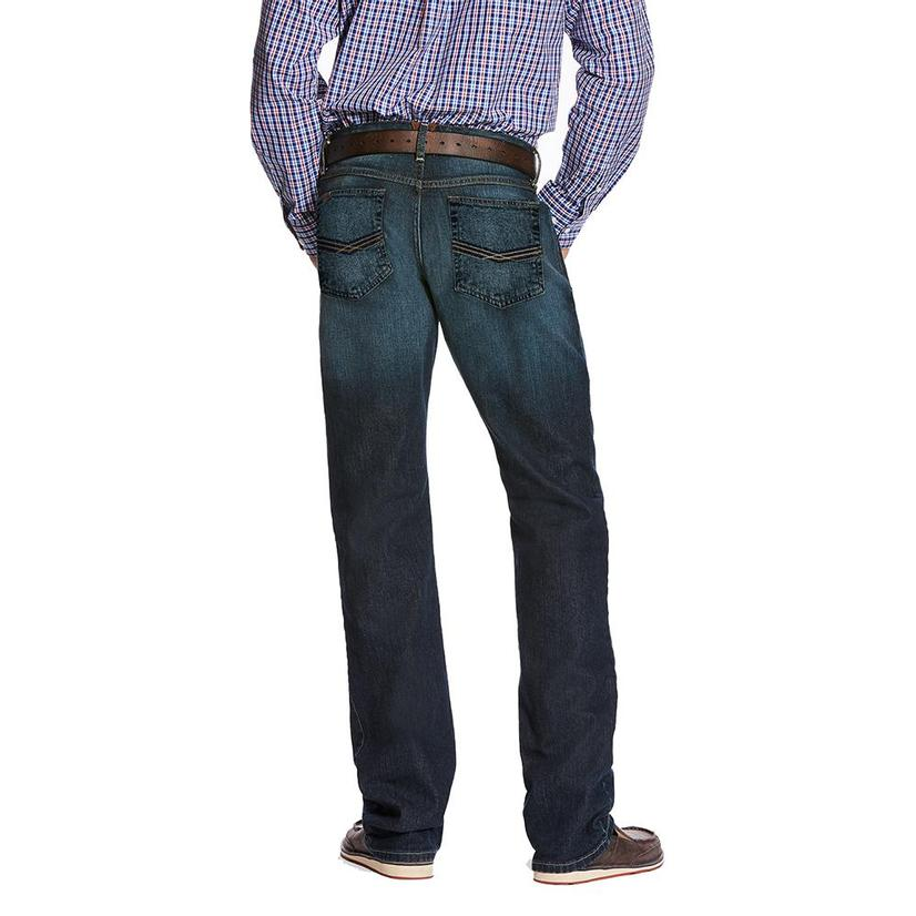 Ariat M4 Mens Low Rise Boot Cut Jeans