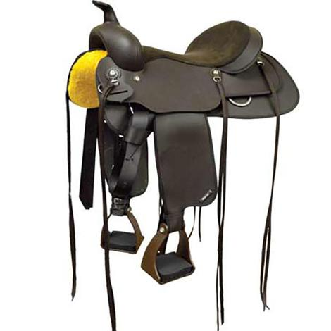Partrade Wintec Trail Saddle
