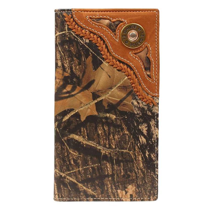 Mossy Oak Breakup Rodeo Wallet