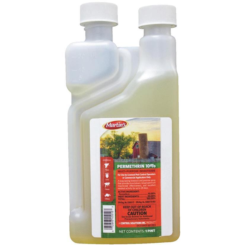 Martin's Permethrin 10 % Multi- Purpose Insecticide