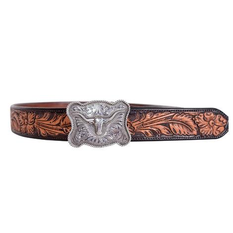 Clint Orms Mens Washington Western Buckle