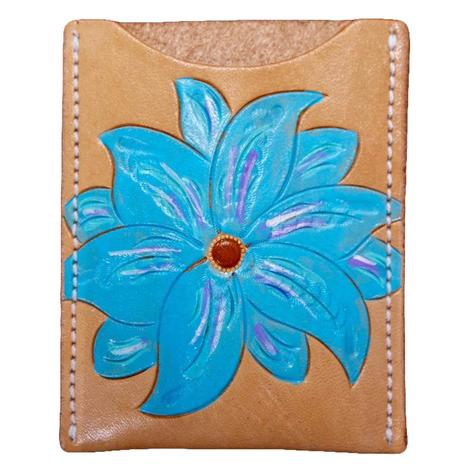 Miranda McIntire Floral Card Holder