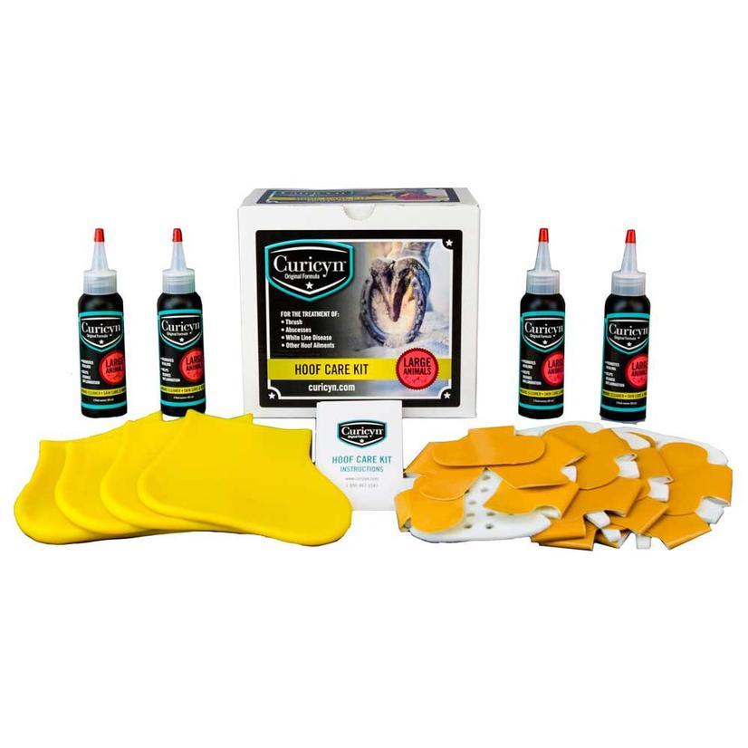 Curicyn Hoof Care Kit - Single Pack