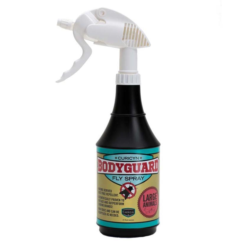 Curicyn Bodyguard Fly Spray 24oz
