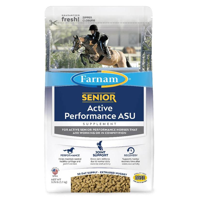 Farnam Senior Active Performance Asu 3.75lb