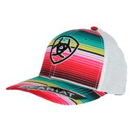 Ariat Womens Serape Print Ball Cap