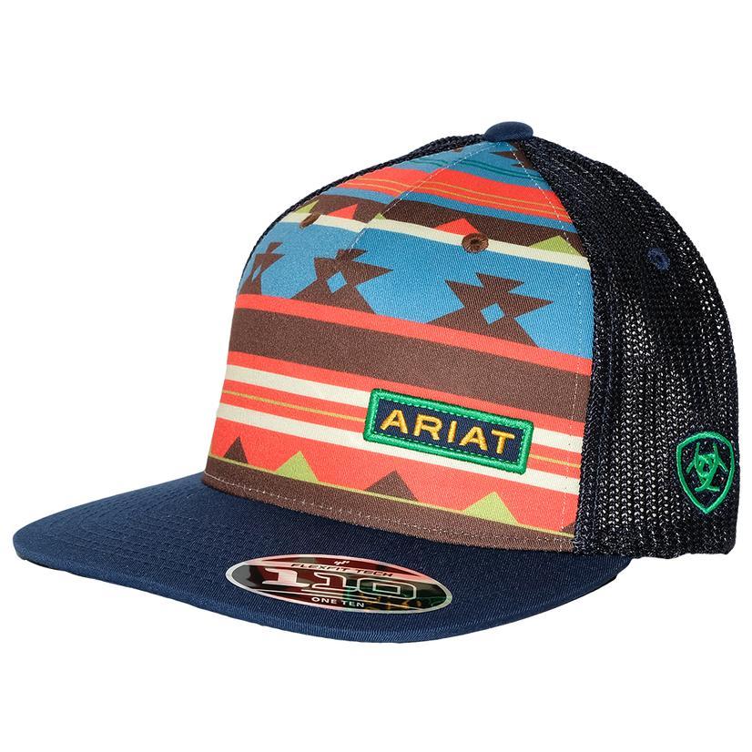 Ariat Aztec Print Mesh Back Cap