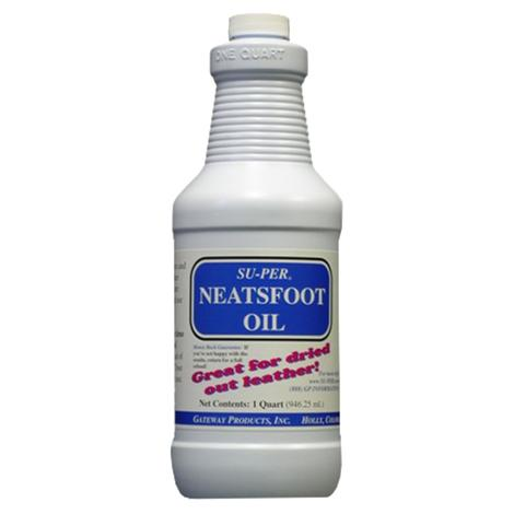 SU-PER Ultra Prime Neatsfoot Oil 32oz