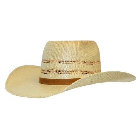 Twister Natural Youth Straw Hat