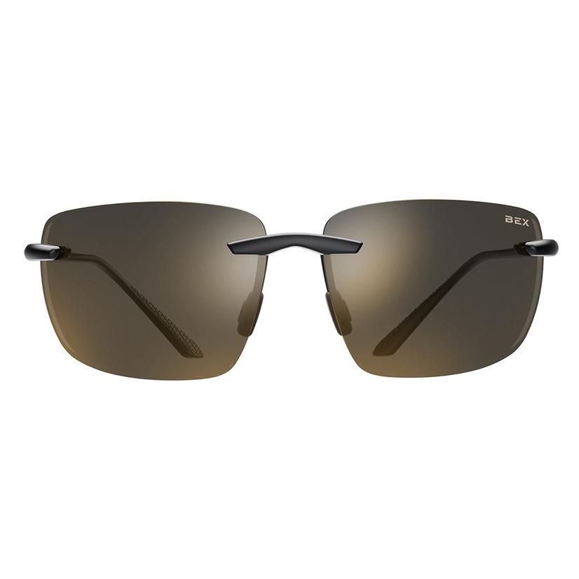 Bex Apex Black/Brown Limited Edition Sunglasses