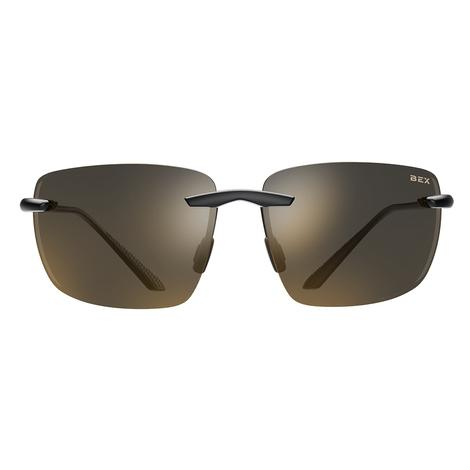 BEX Apex Black/Brown Limited Edition Sunglasses