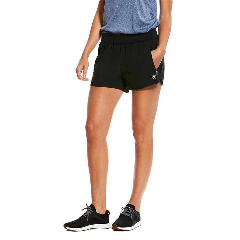 Ariat Huntington Black Shorts