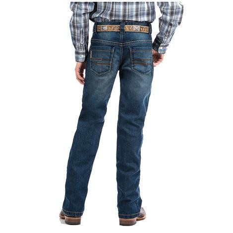 20f4a9433 Cinch Slim Fit Stone Wash Boy's Jeans - Toddler ...