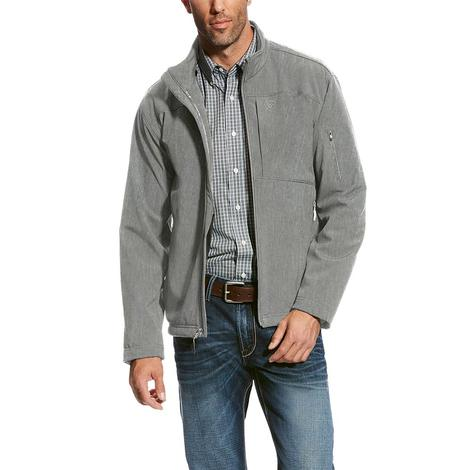Ariat Mens Vernon 2.0 Softshell Alloy Jacket