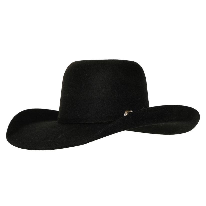 e17a9dfef0b75 Resistol Pay Window Jr Felt Cowboy Hat
