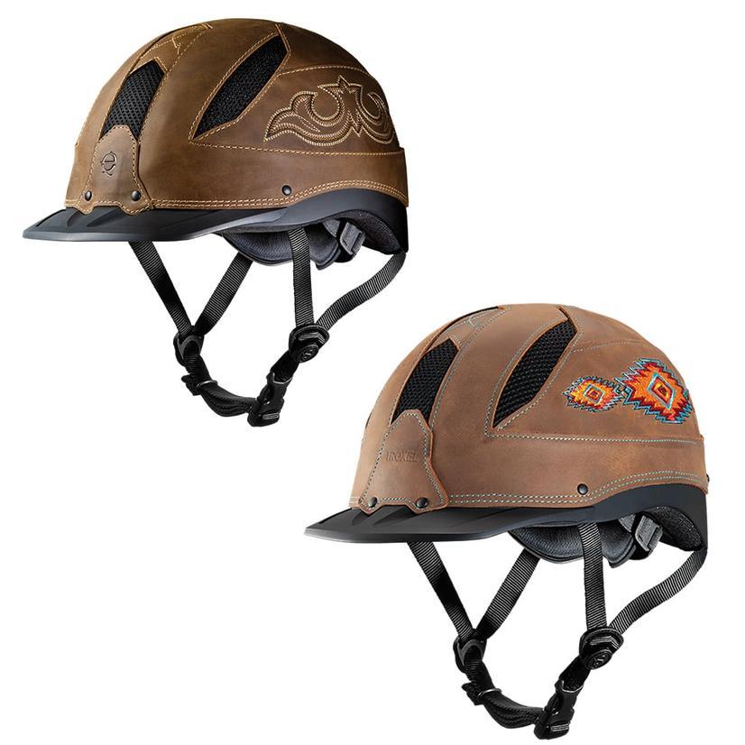Troxel Ultimate Western Riding Helmet - Cheyenne