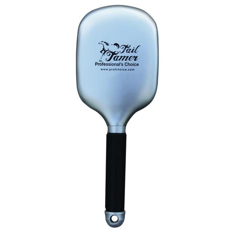 Tail Tamer Silver Paddle Brush