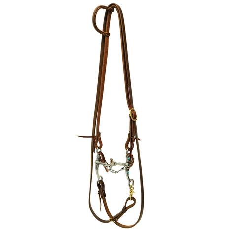 STT Roping Bridle Set with Floating Spade Bit