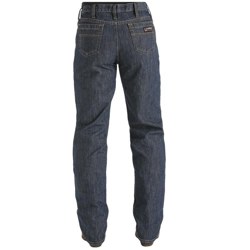 Cinch White Label Wrx Fire Retardant Straight Leg Mid Rise Men's Jeans