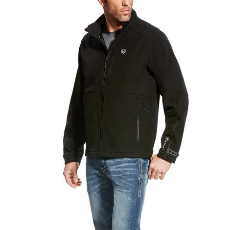 Ariat Zero G Mens Softshell Black Jacket