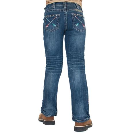 Cowgirl Tuff Girls Pathmaker Jeans