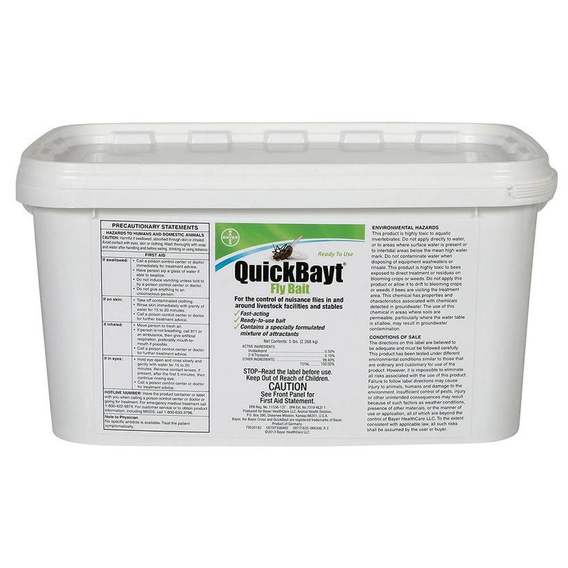 Bayer Quickbayt Fly Bait 5lb
