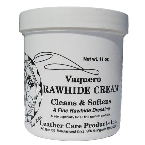 Ray Holes Vaquero Rawhide Cream