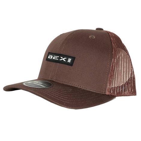 Bex Echo Brown Meshback Cap
