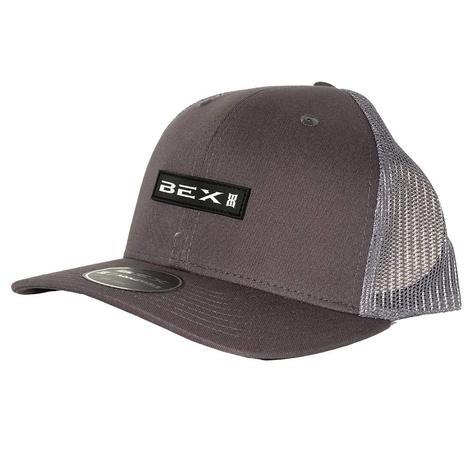 Bex Echo Grey Meshback Cap
