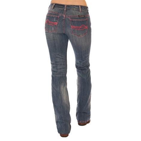 Cowgirl Tuff Wildfire II Jeans
